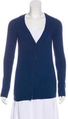 Chloé Wool & Cashmere Knit Cardigan