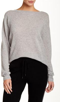 360 Cashmere Lu Cashmere Sweater $287.50 thestylecure.com