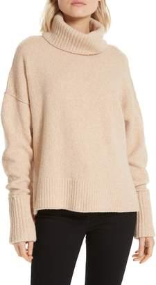 Joie Lirona Turtleneck Wool Blend Sweater