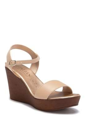 Italian Shoemakers Tamieka Platform Wedge Sandal
