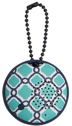 Pottery Barn Teen Triple C Bluetooth Speaker Keychain, Multi Chevron
