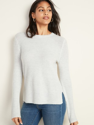 Old Navy Soft-Brushed Crew-Neck Sweater for Women