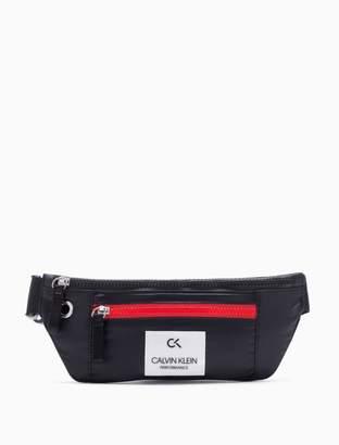 Calvin Klein nylon fanny pack