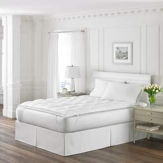 Laura Ashley Abbeville 1.5-inch Down Alternative Fiber Bed Topper