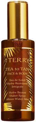 by Terry Tea to Tan Summer Edition