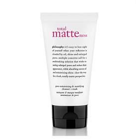 philosophy Total Matteness Pore-Minimizing Cleanser & Mask