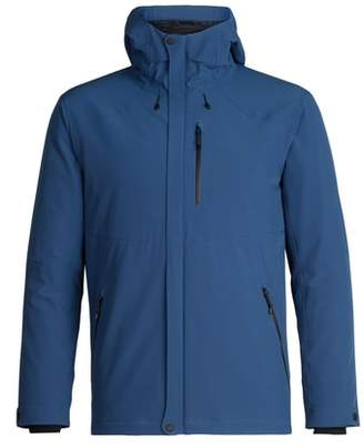 Icebreaker MerinoLoft(TM) Stratus Transcend Waterproof Hooded Jacket