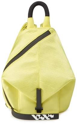 KENDALL + KYLIE Kendall & Kylie Lime 'Koenji' Backpack