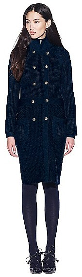 Tory Burch Walker Sweater Coat