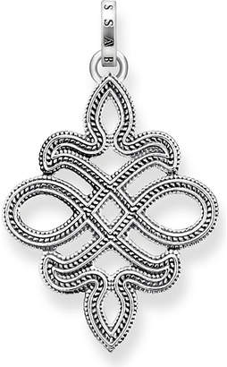 Thomas Sabo Rebel at Heart sterling silver pendant
