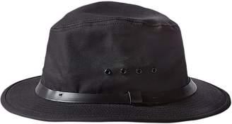 Filson Tin Cloth Packer Hat - Men's
