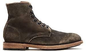 Frye Men's Bowery Lace-Up Suede Boots