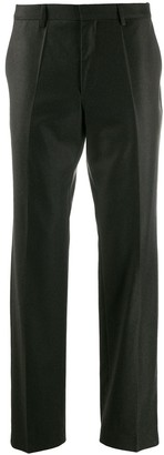 HUGO BOSS straight suit trousers