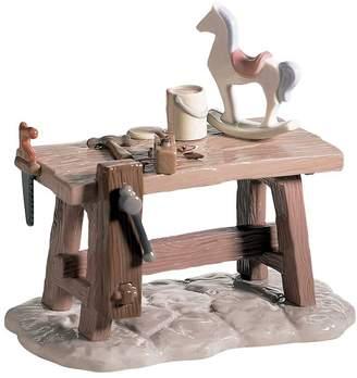 Lladro Where Gifts Are Born Figurine