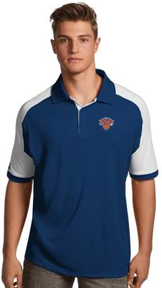 Antigua Men's New York Knicks Century Polo