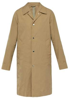 Privee Salle Salle Pierre Raincoat - Mens - Beige