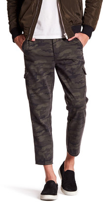 The New Standard Edition Grant Cargo Flood Pant $108 thestylecure.com