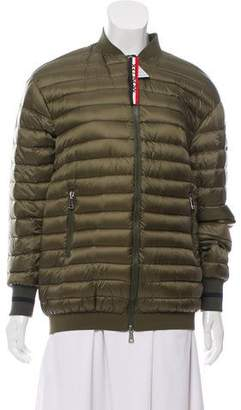 Moncler 2018 Charoite Padded Down Jacket w/ Tags