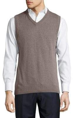 Rover and Lakes Knit Sweater Vest