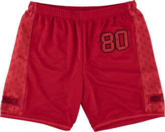 Supreme Monogram Shorts - 'SS 18' - Red