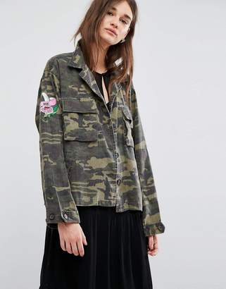 Gestuz Milla Military Jacket