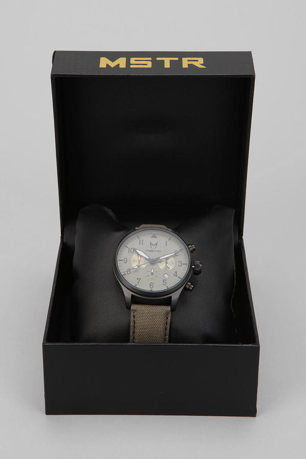 Urban Outfitters Meister Aviator Watch