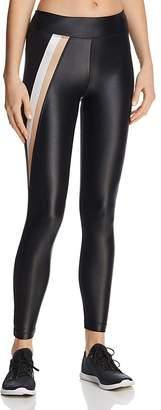 Koral Tempo Stripe Detail Leggings