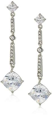Carolee Social Soiree Modern Linear Drop Earrings