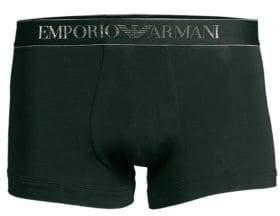 Emporio Armani Stretch Cotton Trunk