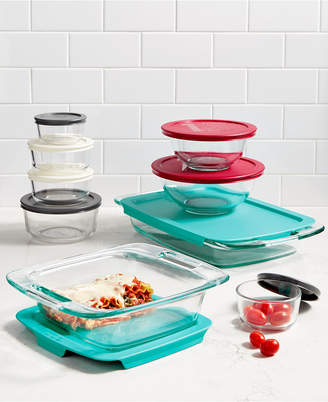 Pyrex 18-Pc. Set