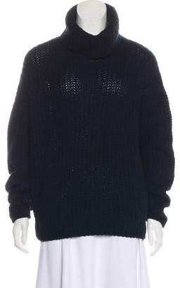 Loro Piana Turtleneck Knit Sweater