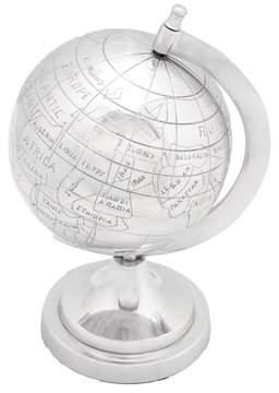 Cole & Grey Aluminum Decor Globe
