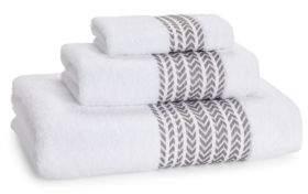 Kassatex Baja Cotton Bath Towel