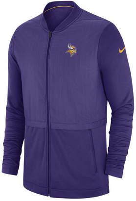 Nike Men's Minnesota Vikings Elite Hybrid Jacket
