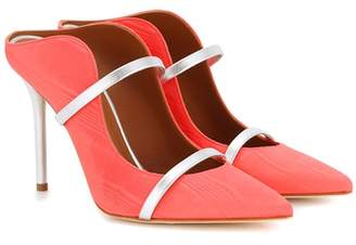 Malone Souliers Maureen moire mules