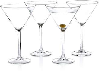 Luminarc Cachet 4-Pc. Martini Glass Set