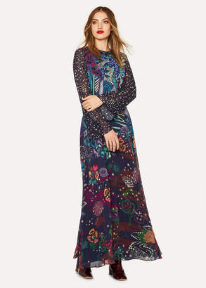 Paul Smith Women's 'Dreamer' Print Maxi Dress
