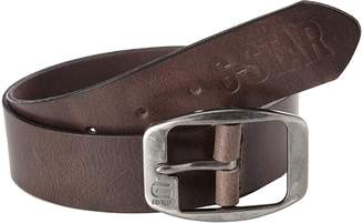 G Star Men's Ladd Leather Belt
