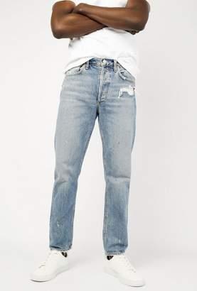 A Gold E Division Straight Jean