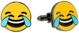 Cufflinks Inc. Tears of Joy Emoji Cufflinks Cuff Links