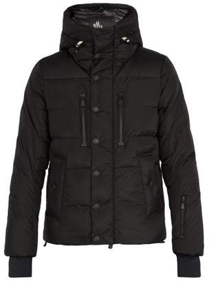 Moncler Rodenberg Quilted Down Ski Jacket - Mens - Black