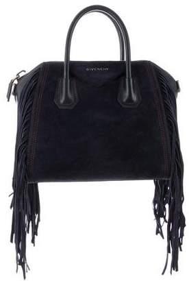 Givenchy Antigona Suede Bag w/ Tags