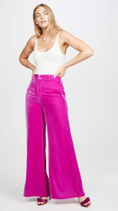 Les Rêveries Velvet Lounge Pants