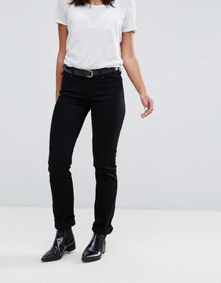Levi's Levis 714 Mid Rise Straight Leg Jeans
