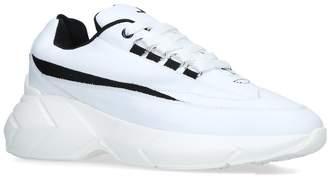 Joshua Sanders Iso Leather Sneakers