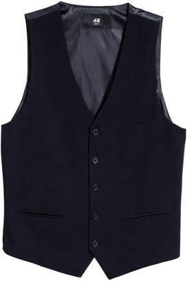 H&M Suit Vest - Blue