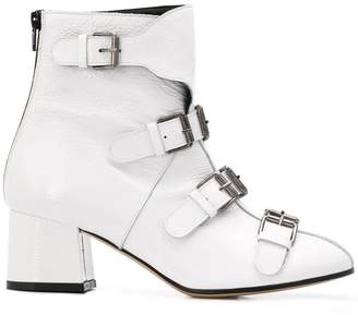 Marc Ellis buckled ankle boots