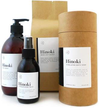 Te Plus Te Hinoki Wellness Set