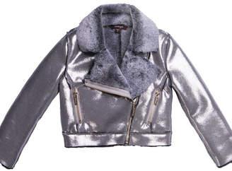 Imoga Faux Suede Jacket