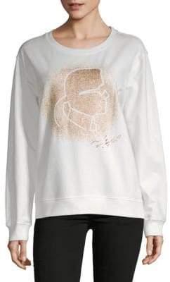 Spray Paint Sweatshirt